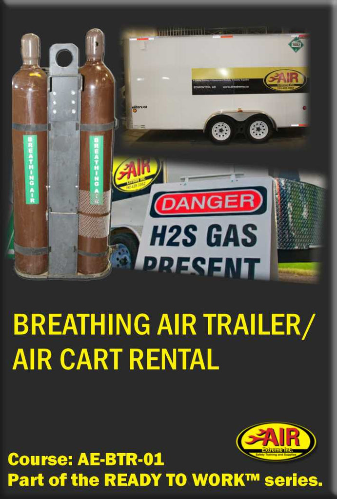 Breathing Air Trailer / Air Cart Rental