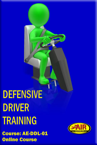 Defensive Driving Training Course Light Vehicle Duty