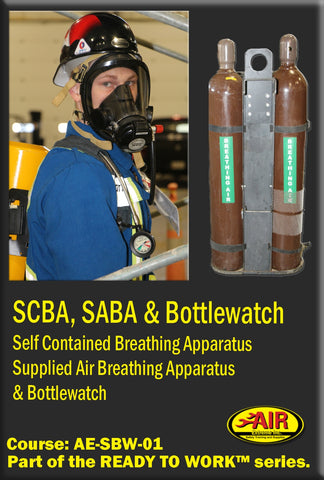 Self Contained Breathing Apparatus (SCBA) & Supplied Air Breathing Apparatus (SABA) & Bottlewatch