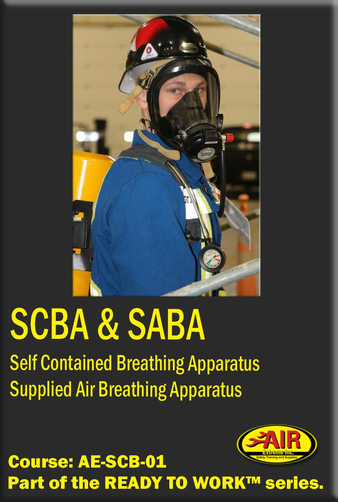 Self Contained Breathing Apparatus Scba Amp Supplied Air