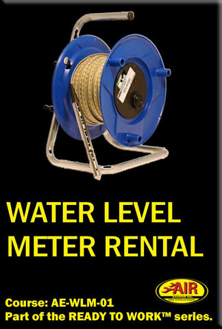 Water Level Meter Rental