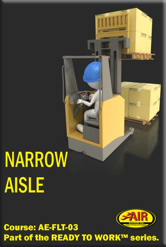 Narrow Isle Fork Lift Training Course