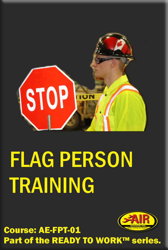 Flag Person Training Course