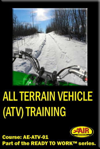 ATV Training Course