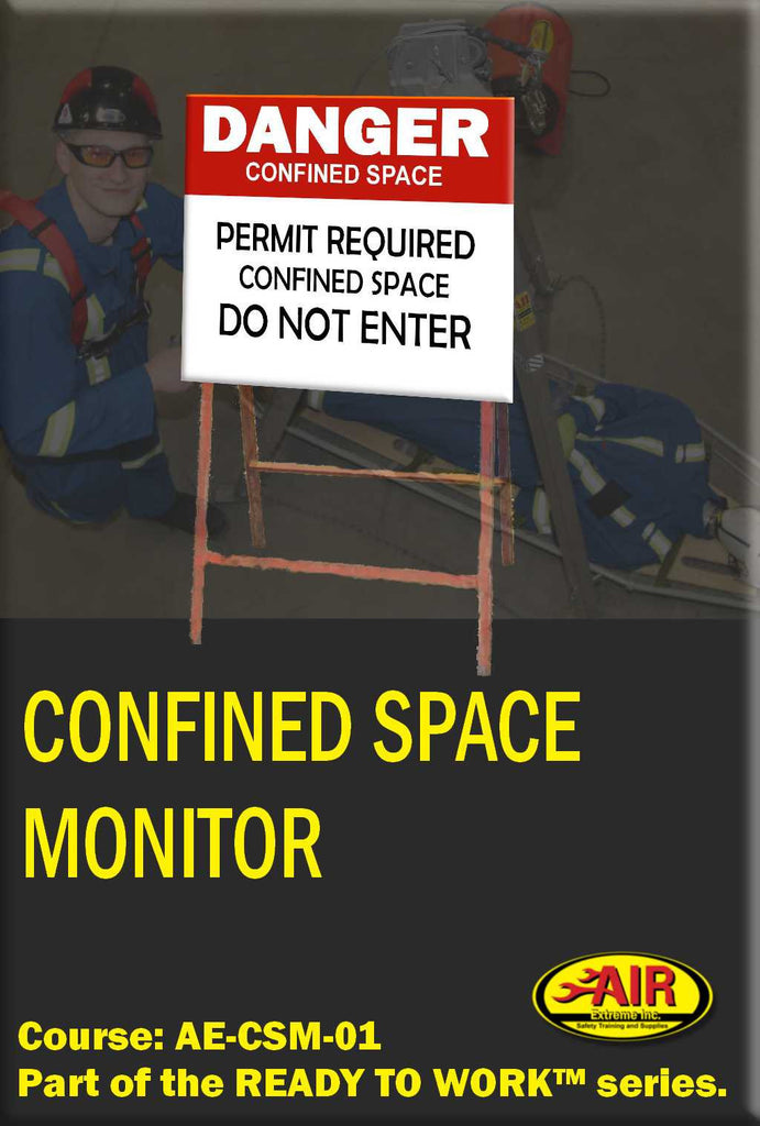 Confined Space Entry and Monitor Training Course (Energy Safety Canada)