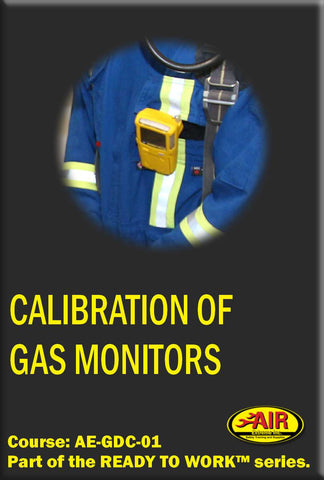Calibration of Gas Monitors