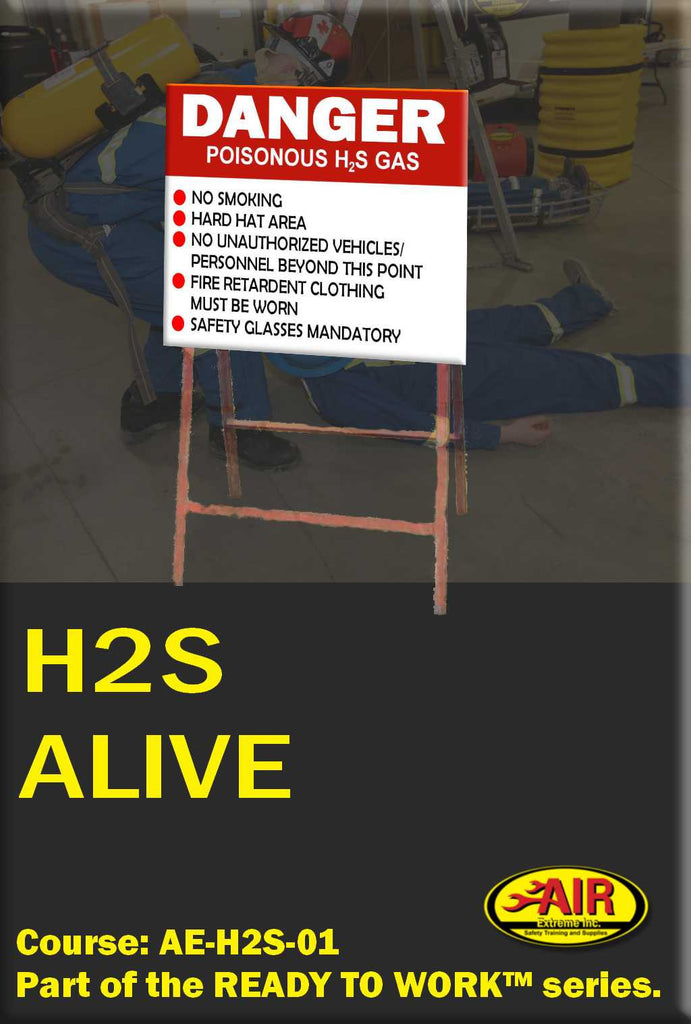 H2S Alive Training Course - Energy Safety Canada
