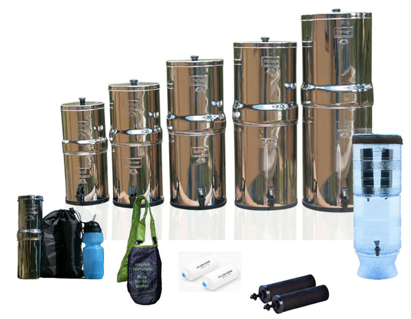 Berkey Gravity Fed Water Filtration