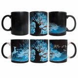 Limited Edition Blue NEW Magical Morphing Mug