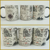 6 Designs on 1 Mug HP NEW Arrival Magical Mug