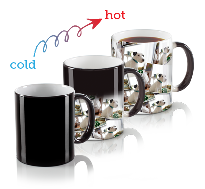 Pets Magic Customize Mugs