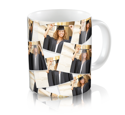 Graduation Photo Customize Mugs