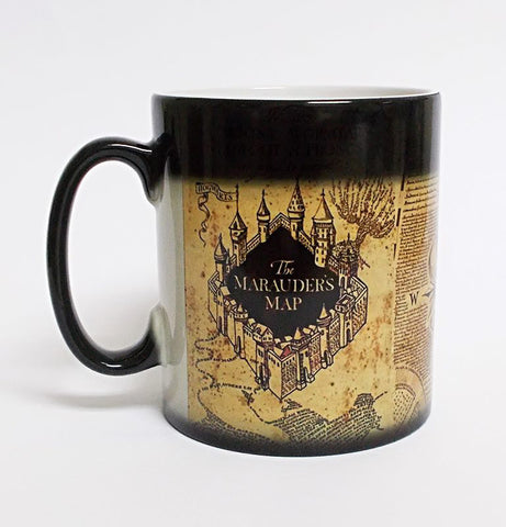Marauders Map Black Coffee Mug ★ 50% OFF ★