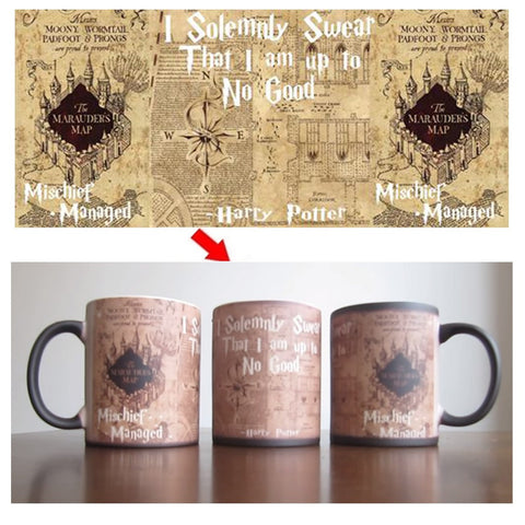 Marauders Map Newest Edition Coffee Mug