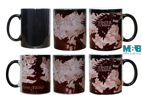 Winter Is Coming Limited Edition Collection Mug