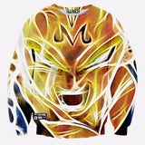 Super Saiyan Armour 3D T shirt Men/Women