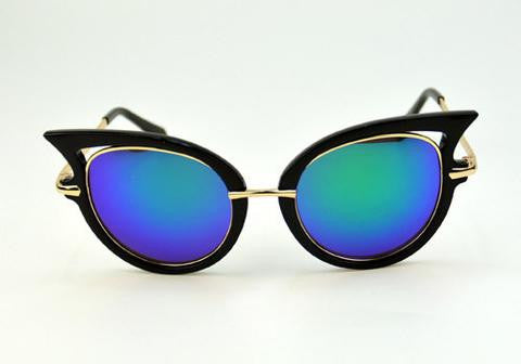 Hot Retro  Sexy Cat  Sunglasses