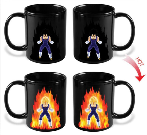Original Goku Heat Color Changing Mug