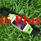Waterproof Sport Gym Waist Bag Case For iPhone 6 / 6S