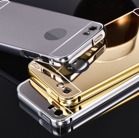 MB  Acrylic  Aluminum Case for iPhone 5 5G 5S