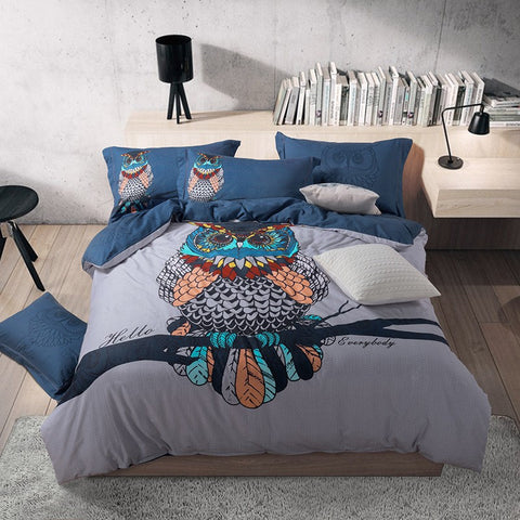 HP Premium Bed Set Queen And King Size