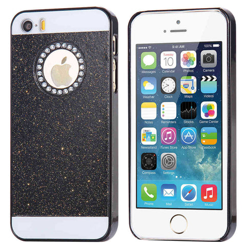 Luxury Candy Glitter Bling Crystal Diamond Back Cover For Apple iPhone 5 5S 5G Hard Phone Cases