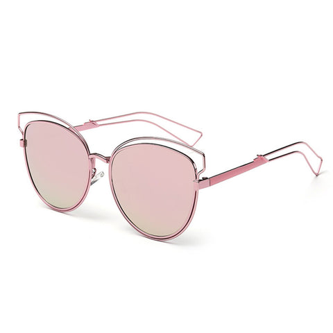 MB women  retro vintage sunglasses cat eye glasses