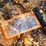 New Clear Waterproof Pouch Dry Case Cover For 5.5 inch Phone ,IPHONE 4 4S 5 5S 6 6S PLUS