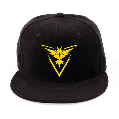 Pokemon Go Team  Cap