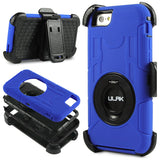 Shockproof Case for iPhone with Kickstand