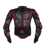 Ultimate MB Bikers  Body Armor Protective Jacket, Short, Knee pads and gloves
