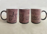 HP Magical Color Changing Mugs Collections