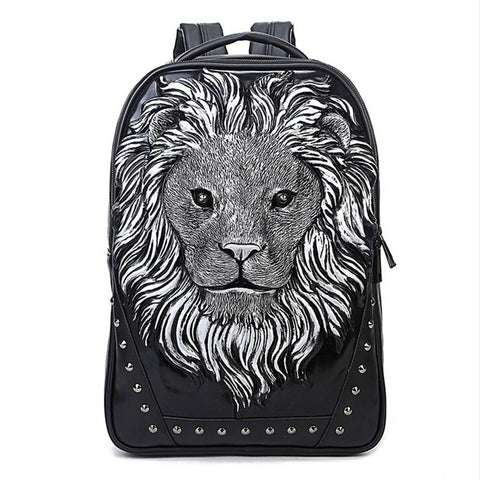 Platinum Collection Lion Backpack