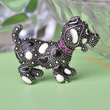 Kreativ Dog Dalmatians Brooches
