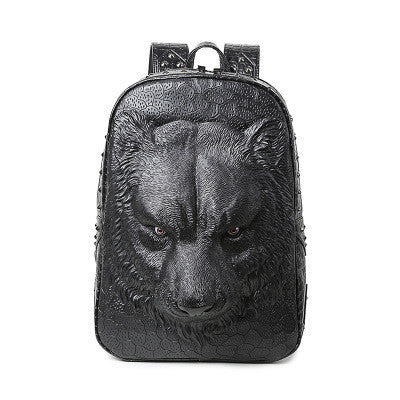 Platinum Collection 3D tiger backpack