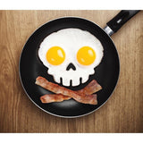 Skull Fried Egg Mold Kitchen Gadget