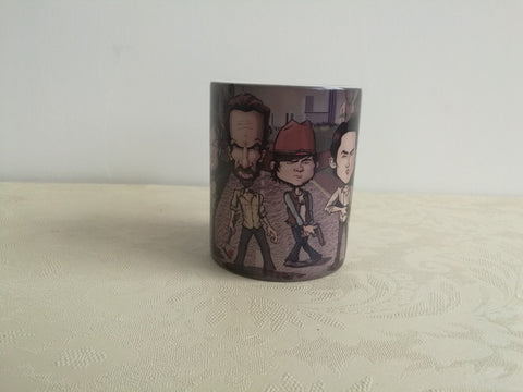 TWD Color Changing Mugs