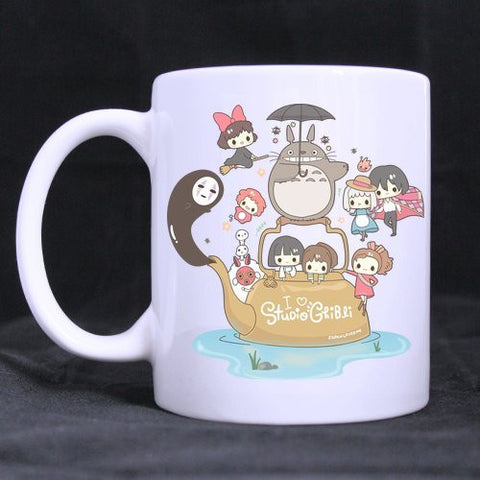 Totoro Spirited Away Photo  Mug