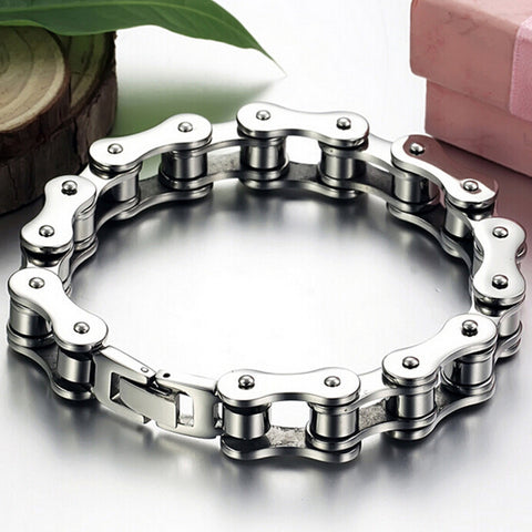 Stainless Steel Chain Bracelets