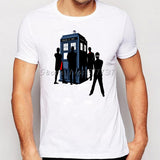 Tardis Men T-shirts