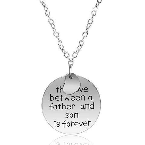 The Love between a  Father and a son is forever Father's day gift (FREE 1st 100)