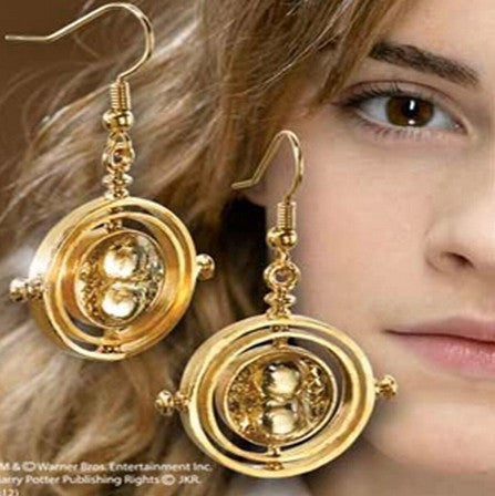 HTime Turner Drop Earrings FREE-Just Pay Shippping