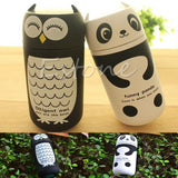 Cute Panda & Owl thermos 220ml
