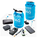 Outdoor Swimming, Camping, Hiking ,Waterproof Pouch