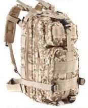 Hot Sale Outdoor  Camouflage  Tactical Backpack for Camping, Hiking, Trekking