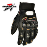 Pro Biker Motorcycle Gloves Full Finger Knight Riding