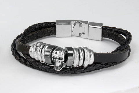 FREE  Skull Bracelets-Just Pay Shipping