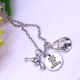 "TWD Necklace ""Keep Calm And Kill Zombies"" FREE"