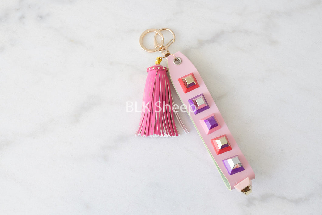 Charm Square Pink