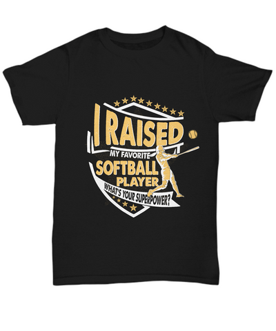 Softball Super Parent Shirt